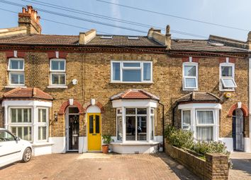 Thumbnail 4 bed terraced house for sale in Raleigh Road, London