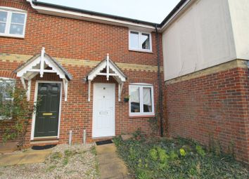 Thumbnail 2 bed terraced house to rent in Bulrush Close, Norwich, Horsford