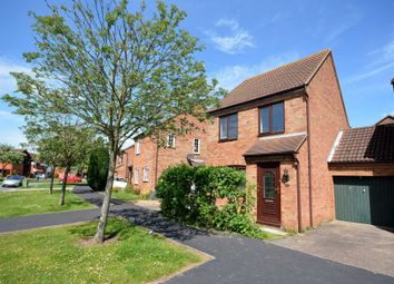 Thumbnail 3 bed link-detached house for sale in Broadway Avenue, Giffard Park, Milton Keynes