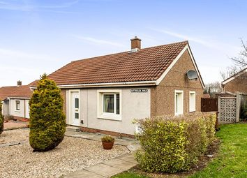 Thumbnail 2 bed bungalow for sale in Suttieslea Walk, Newtongrange, Dalkeith