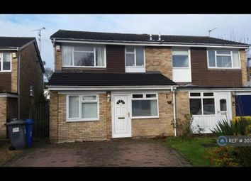 Thumbnail 3 bed semi-detached house to rent in Ribstone Road, Maidenhead