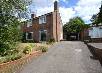 Thumbnail 3 bed semi-detached house for sale in Suffolk Road, Maidenhead, Berkshire
