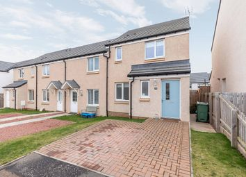 Thumbnail 3 bedroom end terrace house for sale in Haines Drive, Dunbar
