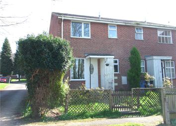 Thumbnail 1 bedroom town house for sale in Alder Close, Oakwood, Derby