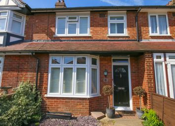 Thumbnail 3 bed terraced house for sale in Garden Road, Walton-On-Thames