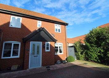 2 bed terraced house for sale in Neptune Close, Bradwell, Great Yarmouth NR31