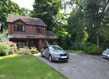 Thumbnail 3 bed detached house for sale in Berkley Crescent, Moseley, Birmingham