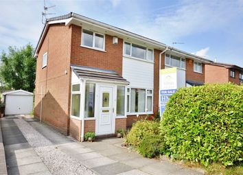 Thumbnail 3 bedroom semi-detached house for sale in Highfield Avenue, Atherton, Manchester