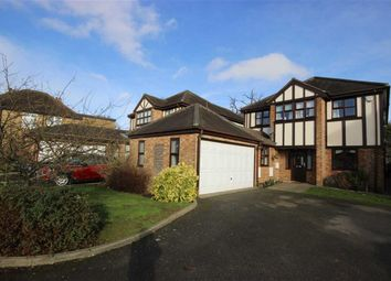 Thumbnail 4 bedroom detached house for sale in St Pauls Close, Harpenden, Herts