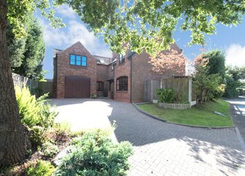 Thumbnail 5 bed detached house for sale in School Lane, Lea Marston, Sutton Coldfield