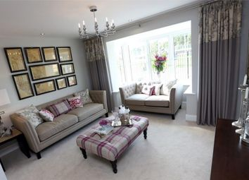 "Thumbnail 3 bed detached house for sale in ""Orwell"" at Jack Lane, Moulton, Northwich"