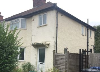Thumbnail 3 bed end terrace house for sale in Highfield Road, Acton, London