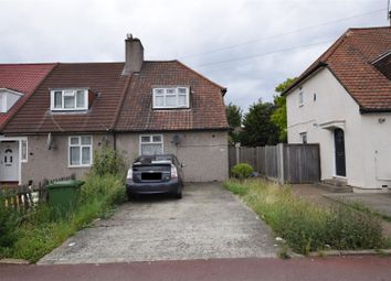Thumbnail 2 bedroom end terrace house for sale in Waldegrave Road, Becontree, Dagenham