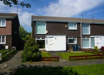Thumbnail 2 bed flat to rent in Hereford Way, Jarrow