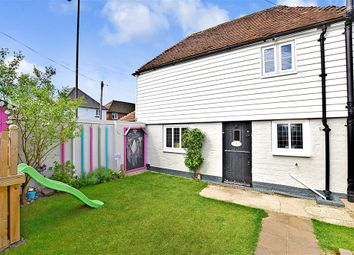 Thumbnail 3 bed cottage for sale in Wheeler Street, Headcorn, Ashford, Kent