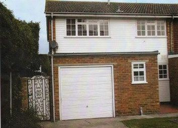 Thumbnail 3 bed semi-detached house to rent in Pippins Road, Burnham On Crouch