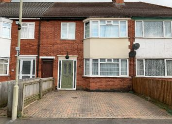Thumbnail 3 bed terraced house for sale in Sycamore Road, Birstall, Leicester