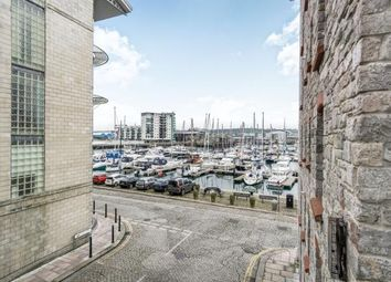 Thumbnail 2 bedroom flat for sale in Hawkers Avenue, Plymouth, Devon