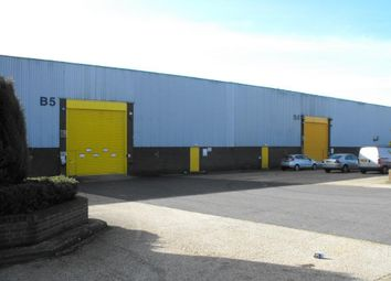 Thumbnail Warehouse to let in Houndmills Industrial Estate, Telford Road, Basingstoke, Hampshire