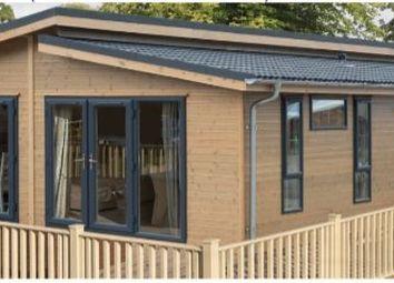 Thumbnail 3 bed mobile/park home for sale in Casa Di Lusso, Hafan Y Mor Holiday Park, Pwllheli, Gwynedd