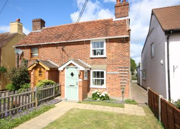 2 bed semi-detached house for sale in The Street, Tendring, Clacton-On-Sea CO16