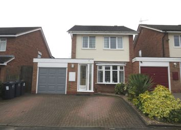 Thumbnail 3 bed link-detached house for sale in Winton Grove, Minworth, Sutton Coldfield