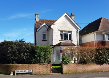 Thumbnail 2 bed flat for sale in Seaward Avenue, Southbourne, Bournemouth