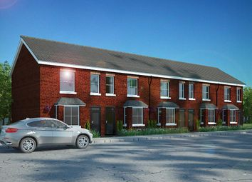 Thumbnail 2 bed terraced house for sale in (Plot 3) Church Flags, Walton Village, Liverpool