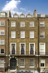 Thumbnail 5 bed terraced house for sale in Harley Street, Marylebone, London