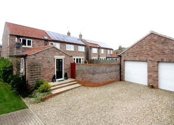 Thumbnail 4 bed detached house for sale in Main Street, Beeford, Driffield
