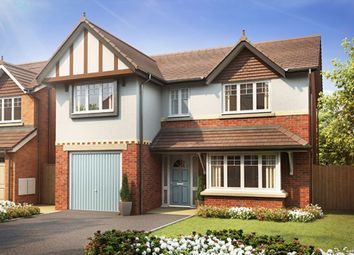 Thumbnail 4 bed detached house for sale in Duddle Lane, Walton-Le-Dale, Preston
