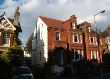 Thumbnail 2 bed flat to rent in Florence Road, Brighton