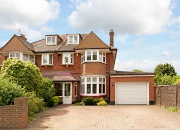 Thumbnail 4 bed property for sale in Coombe Lane, West Wimbledon