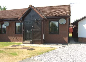 Thumbnail 2 bed semi-detached house for sale in Silverglades, Aviemore