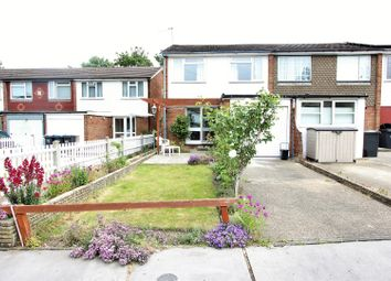 Thumbnail 3 bedroom end terrace house for sale in Willow Wood Crescent, London