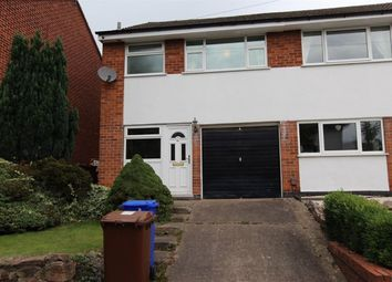 Thumbnail 3 bedroom semi-detached house to rent in Starch Lane, Sandiacre, Nottingham