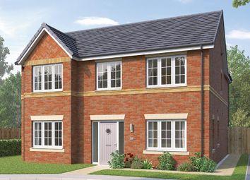 "Thumbnail 4 bed detached house for sale in ""The Pendlebury"" at Greaves Lane, Stannington, Sheffield"