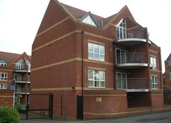 Thumbnail 2 bed flat to rent in Park Gate, Reginald Street, Derby