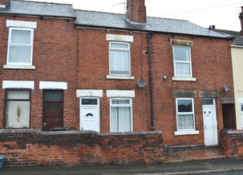 Thumbnail 2 bed terraced house for sale in Peashill Street, Rawmarsh, Rotherham