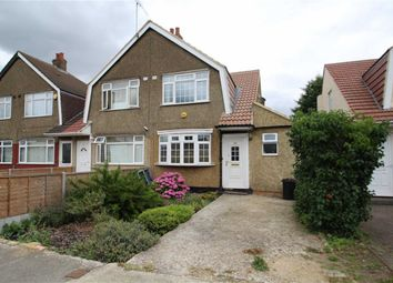 Thumbnail 3 bed semi-detached house for sale in Bedwell Gardens, Hayes, Middlesex