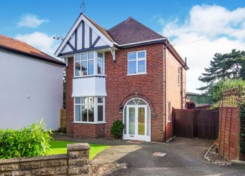 Thumbnail 3 bed detached house for sale in Victoria Road, Bromsgrove