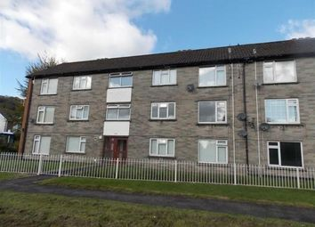 Thumbnail 2 bed property to rent in Glanfelin Flats, Rhydefelin, Pontypridd