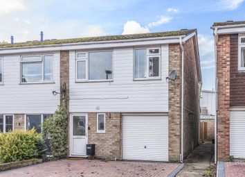Thumbnail 3 bed end terrace house for sale in Abingdon, Oxfordshire