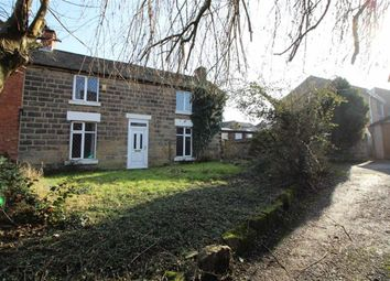 Thumbnail 2 bed cottage for sale in Highfield Road, Kilburn, Derbyshire