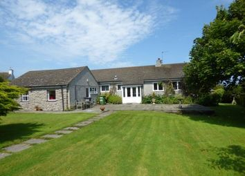 Thumbnail 3 bed bungalow for sale in Four Mile Bridge, Holyhead, Sir Ynys Mon