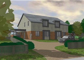 Thumbnail 4 bed semi-detached house for sale in Home Farm Rural Industries, East Tytherley Road, Lockerley, Romsey