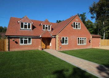 Thumbnail 4 bed detached house to rent in Pinewood Park, Kanes Hill, Southampton
