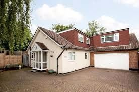 Thumbnail 5 bed bungalow for sale in Chandos Avenue, London