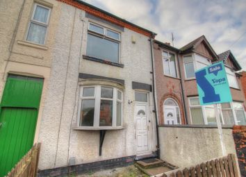 Thumbnail 3 bedroom terraced house for sale in Windmill Road, Coventry