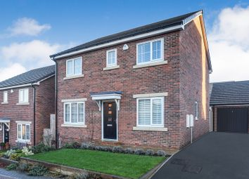 Thumbnail 4 bedroom detached house for sale in Dunstan Court, Pudsey